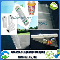 Wholesale shrink of film pet film PE wholesale printing film