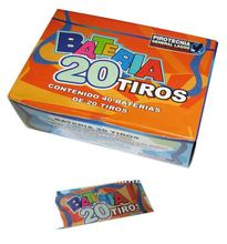 20 Shots Spanish Firecracker/Toy Fireworks
