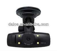 "Mini HD 1080P 1.5"" 120 Degree Car DVR G-sensor GPS Video Recorder GS1000 H.264"