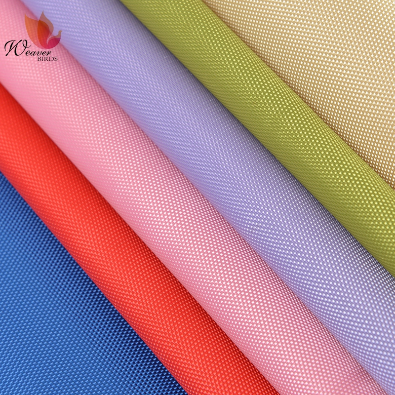 High Quality 420D 100% Polyester Thickening gucci Imitation Nylon Oxford Fabric(FDY)With PVC Coating For Backpack and Handbag