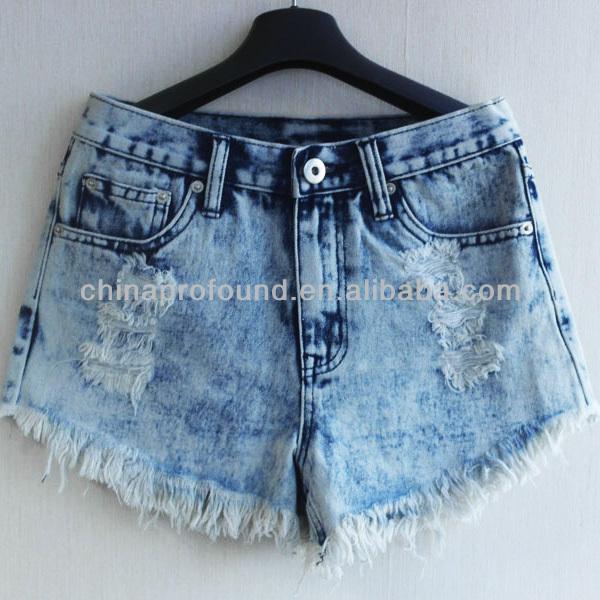 Herren Jeans Shorts JIN