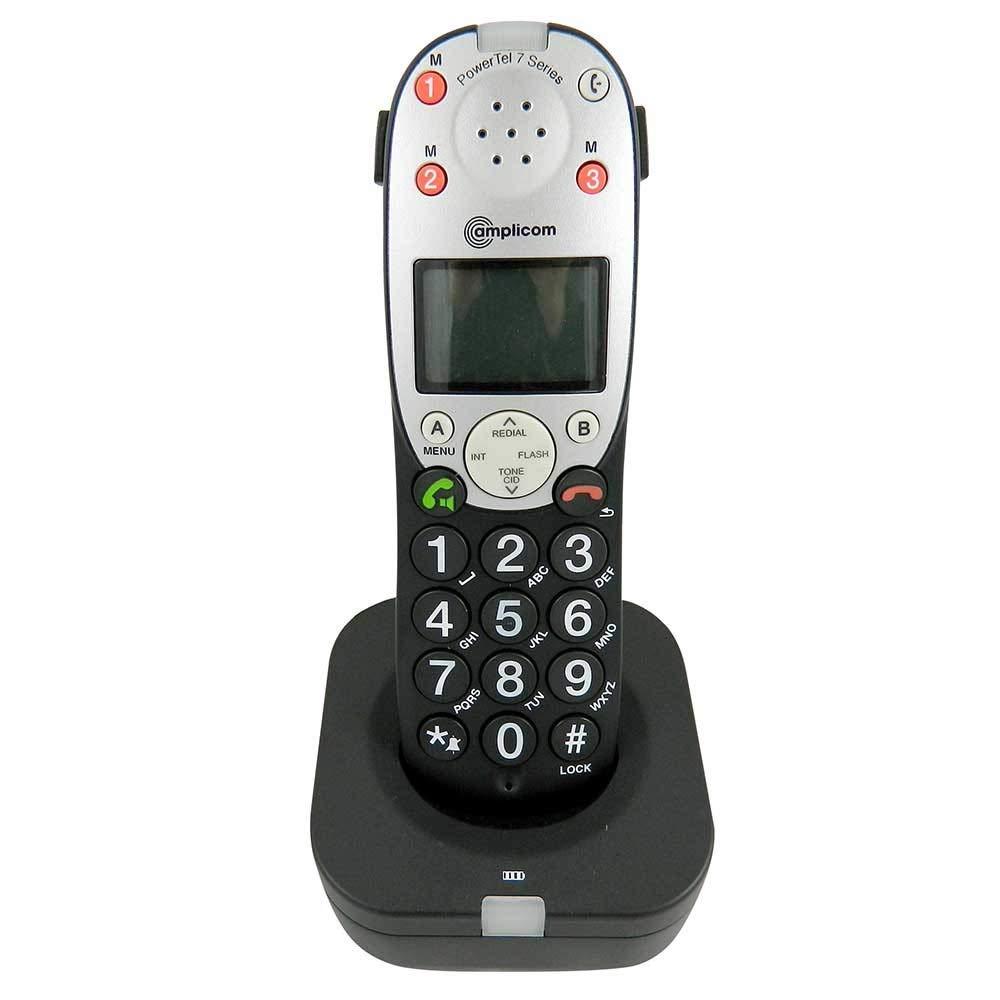 Amplicom PowerTel 701 Amplified Phone Expansion Handset