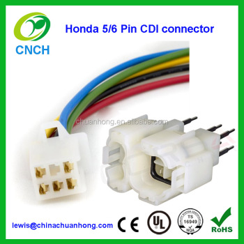 5 pin 6 pin cdi wiring harness connector 5 wire to 6 way motorcycle rh alibaba com Car Wiring Harness Kits 7.3 Glow Plug Wiring Harness