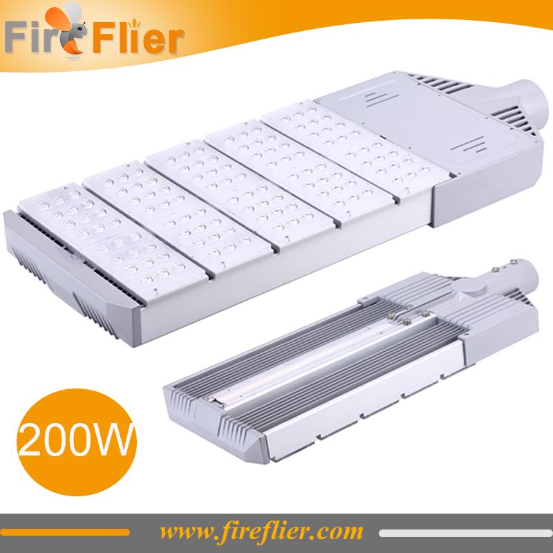 Free Shipping 10pcs/lot LED Street Retrofit Kits 200w