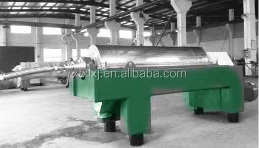 fruit extraction decanter centrifuge_