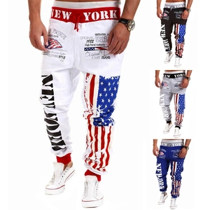 2015 Harem Pants New Stylish Fashion Design Casual Sport Pants Trousers Jogging Sweatpants Male Pants