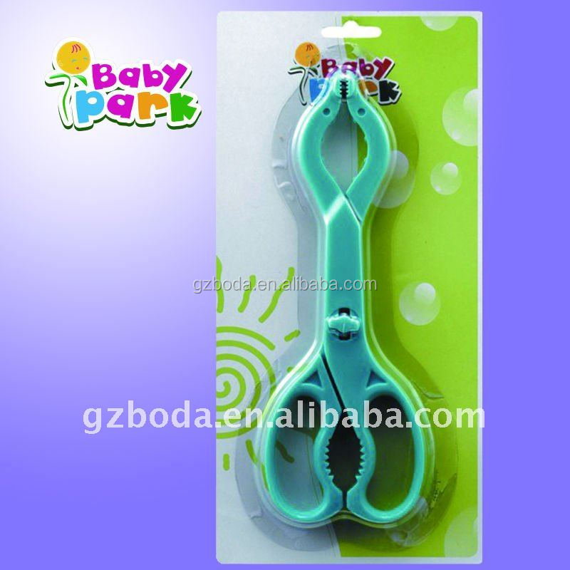 useful baby feeding bottle clamp (tongs use to clean)