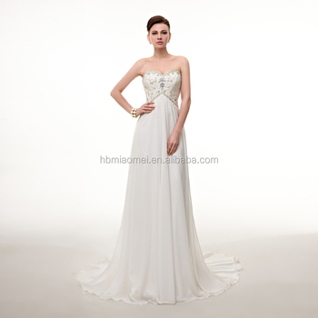 Fashion Bodenlangen Brautkleid Weiß Farbe Spitze Sexy Hochzeitskleid ...