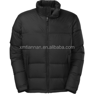 new 2016 apparel new product OEM service Men's Nuptse Down Jacket sports wear