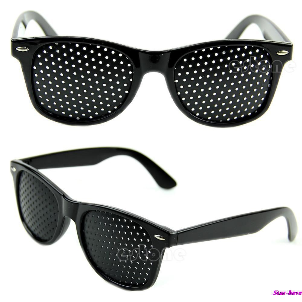Anti Fatigue Pinhole Glasses Stenopeic Glasses Vision