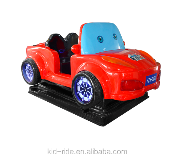 Kids Playground Other amusement Park Equipment Kids Swing Video Car new model battery-operated Toy Kids Electric Car