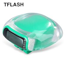 TFLASH Unisex Multifunctional Step Calorie Distance LCD Pedometer Electronic Counter