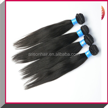 5A grade 100% Raw wholesale virgin malaysian hair