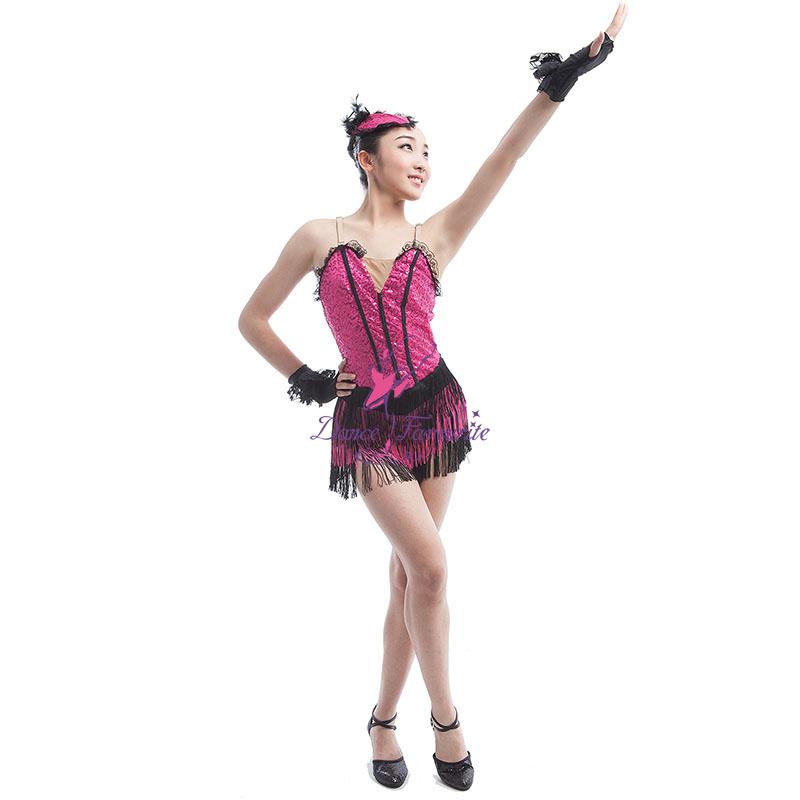 0347d769c Leotard Dress Pink