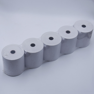 Quality-Assured Self Adhesive Oem Thermal Paper Rolls Printed