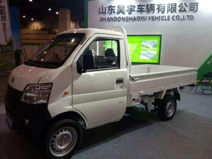 Mini Light Small Electric Truck Smart Rhd Lhd Pickup Ckd