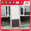 Temporary modern certificated cheap prefab steel structure house