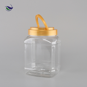 wholesale pet plastic bpa free food grade small plastic custom printed popcorn bucket