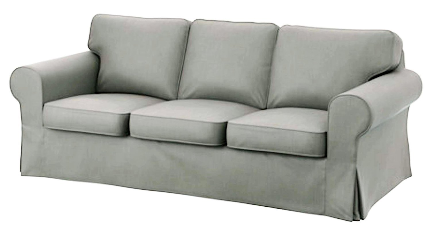 Buy Ikea Ektorp 3 Seat Sofa Cotton Cover Replacement Is