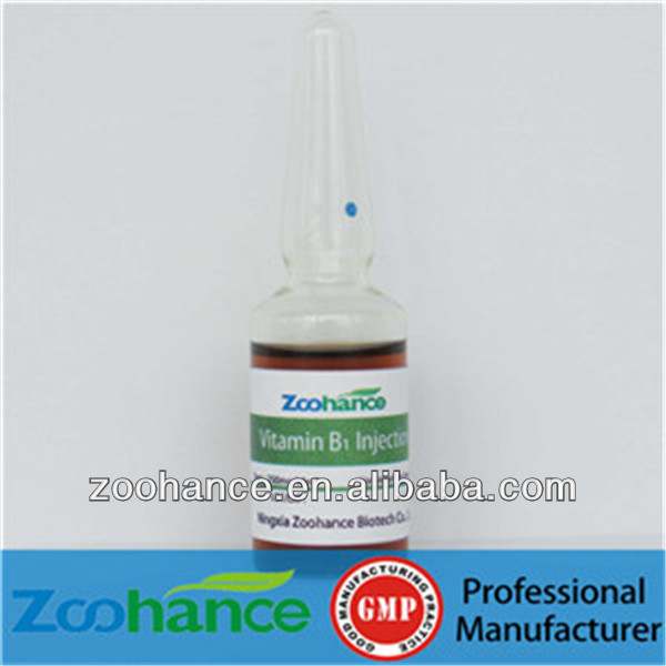 Vitamin B1 Injection/horse ointment