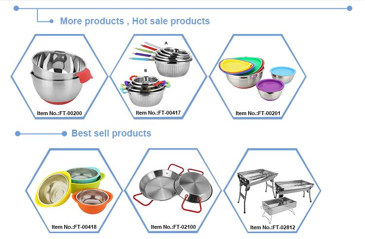 En çok satan ürünleri için paslanmaz çelik kompostosu mini kevgir meyve sepeti mutfak