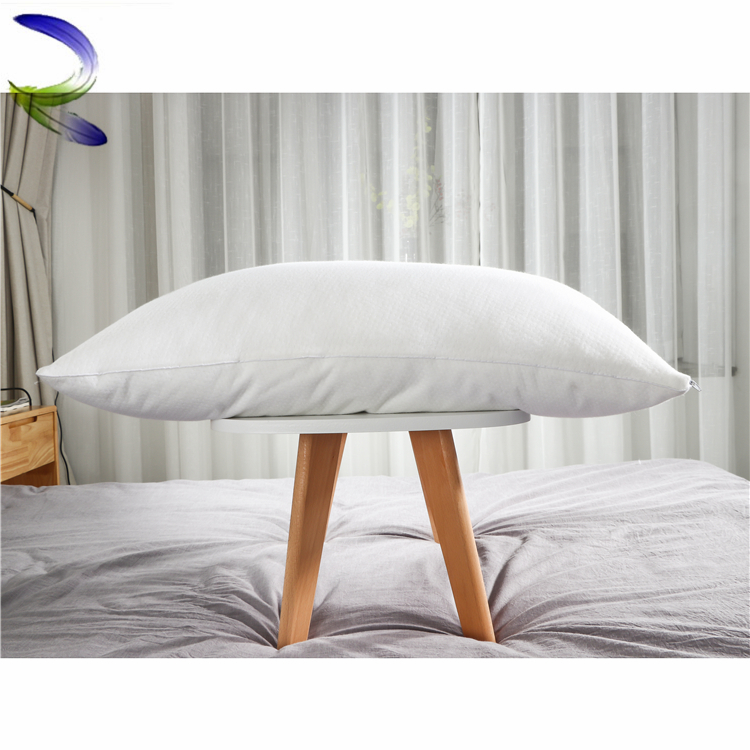 Good price 100 cotton organic toddler duck down feather pillow
