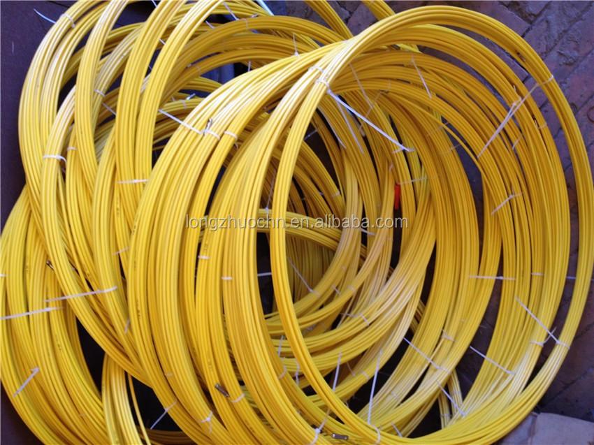 Cable tigre con marca metros flexible fibra de vidrio - Barras de fibra de vidrio ...