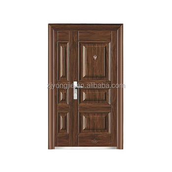 Modern style exterior steel son-mother door price/Best Design  sc 1 st  Alibaba & Modern Style Exterior Steel Son-mother Door Price/best Design - Buy ...