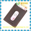 Alibaba China Cowhide card mobile phones leather case, card case for iphone 6