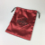 satin jewelry pouch/satin hair shoe dust clutch cosmetic bag with logo printing