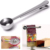 High quality stainless steel coffee tea measuring spoon with Integrated Seal Bag Clip Tools Tea Scoop