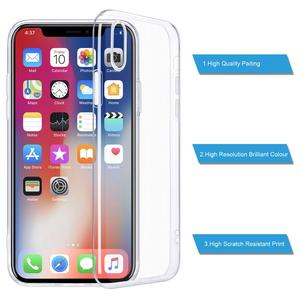 lowest price Ultra Thin Transparent Case For iPhone X XS Max XR Cases Clear Soft TPU Cover