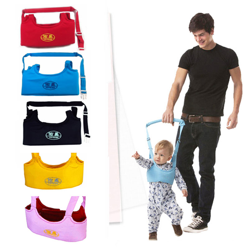 Basket Type Baby Walking Wing Kids Harness Strap Toddler Assistant Belt LD789