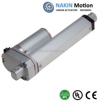 Dc motor 12v linear actuator waterproof buy 12v linear for Waterproof dc motor 12v
