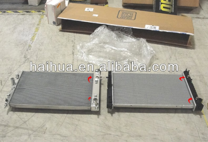 Full Aluminum Radiator for HOLDEN Monaro 2005-2006