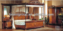 Luxury classical style design hotel bedroom sets (BG90302)