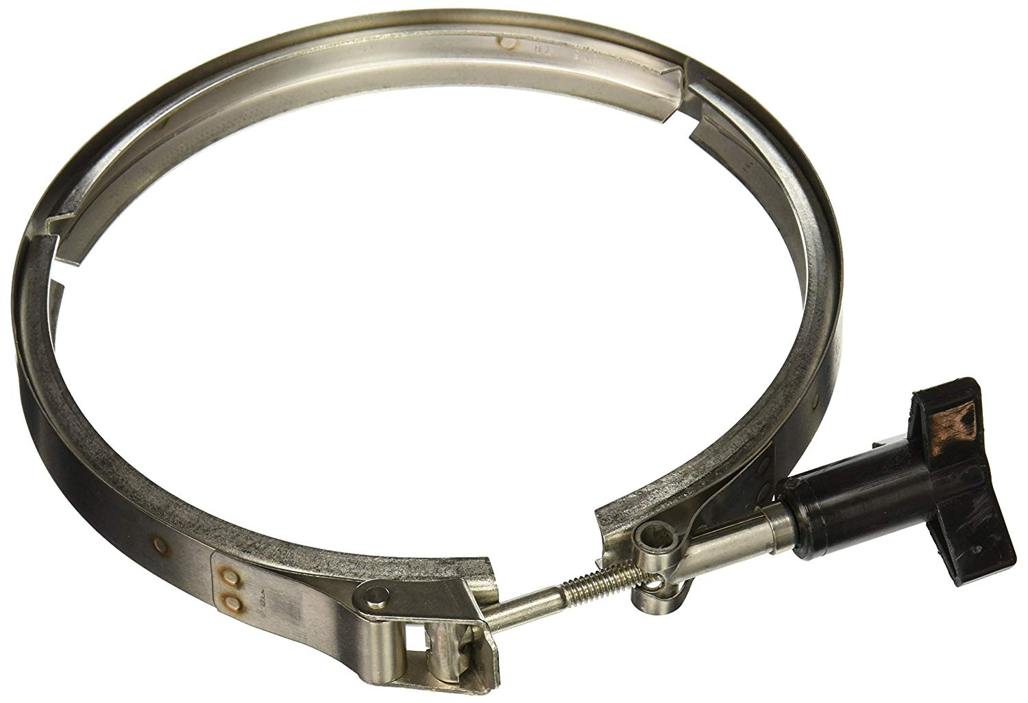 Pentair 070711 Clamp Band Assembly for Old-Style WhisperFlo, QuiteFlo, and AquaTron Pumps - Stainless Steel
