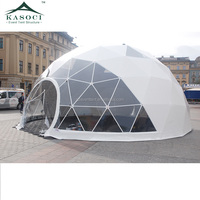 Guangzhou factory best price geodesic igloo dome tent for event