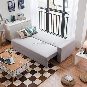 Gl6028 S Saving Storage Box Living Room Sleeper Sofa Bed