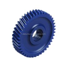 OEM Injection Molding Helical Tooth Plastic Gear