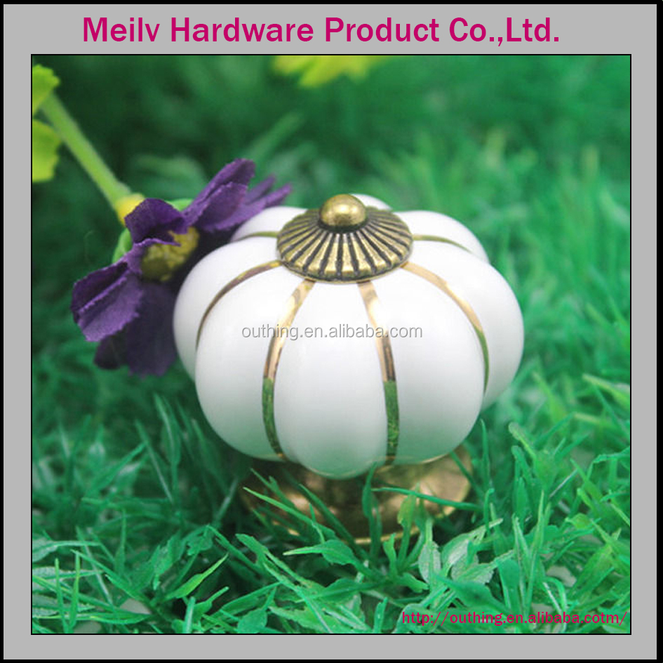 Foshan Manufacturer 2016 furniture hardware ceramic knobs
