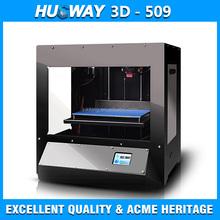 hueway-509 3D printing machine print phone cases/plastic bottle
