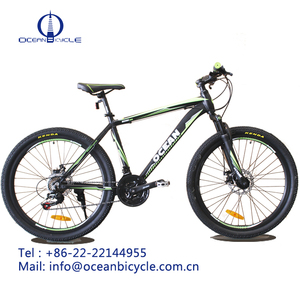 21 speed Cheap Double disc brake aluminum alloy frame MTB mountain bike bicycle