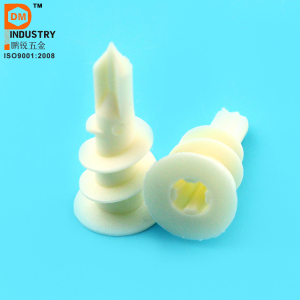 nylon drywall anchor/wallboard anchor /plasterboard wall plug 15*33