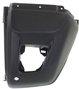Crash Parts Plus CAPA Certified Front Right Side Bumper End for 14-16 Toyota Tundra TO1005183C
