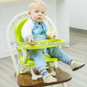 Beau Safety Baby Sitting Chair Foldable Infant Booster Chair