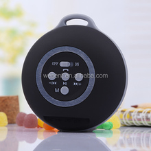 Mini outdoor bt speaker with mic tf card mp3 and fm radio bt speaker