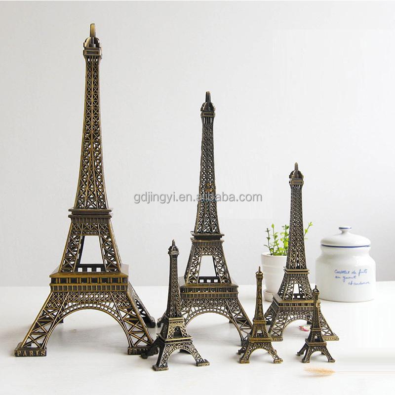 High Quality Metal Eiffel Tower Wedding