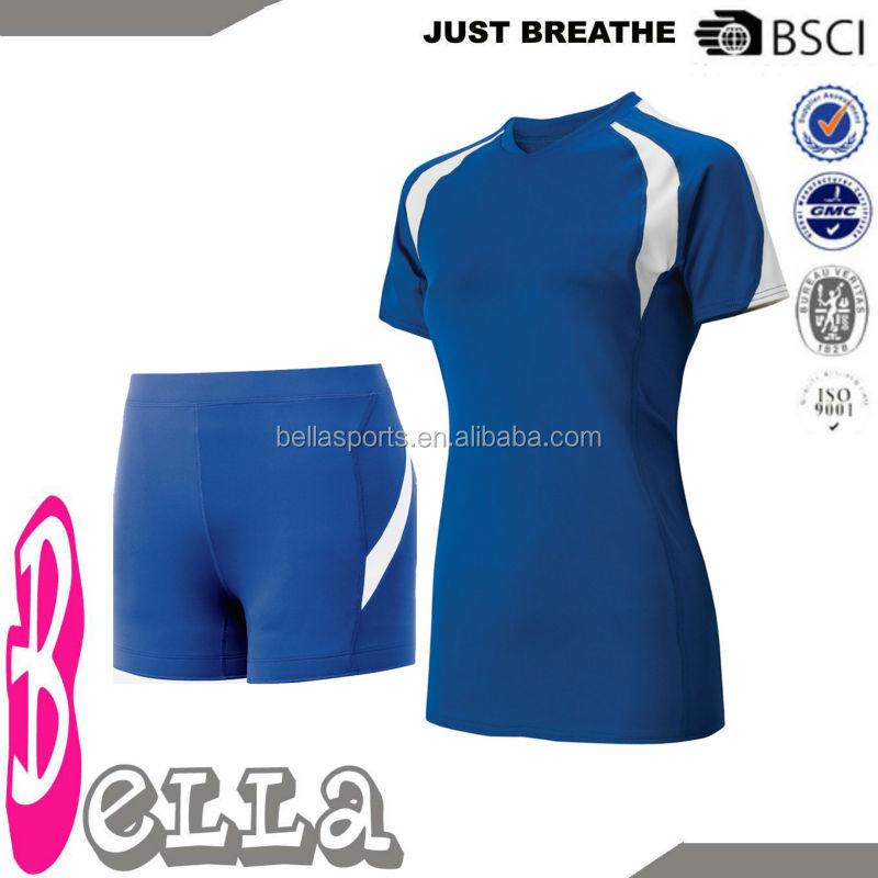 China Cheap Volleyball Uniform Designs