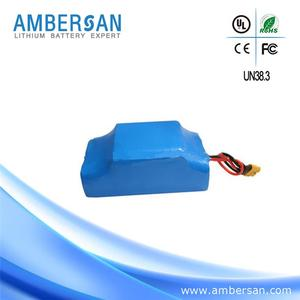 Customize accepted rechargeable 48v 50ah lithium battery pack